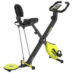 Indoor Exercise Bike Magnetic Resistance Cardio Cycling Machine Stationary Bike $212.20