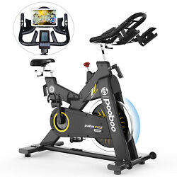 Commercial Indoor Pro Fitness Cardio Cycling Bike Stationary Exercise Bike New