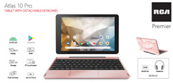 RCA Atlas 10 Pro 10quot; 2in1 Android Tablet 2GB Bonus Gifts Included NEW $109.88