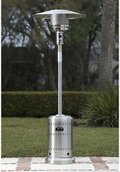 AmazonBasics 61825 Stainless Steel Commercial Patio Heater IN HAND