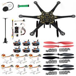 QWinOut S550 DIY Drone Kit Unassembly PNF 6 Axle Aircraft AirFrame with PIX4 FC $202.38
