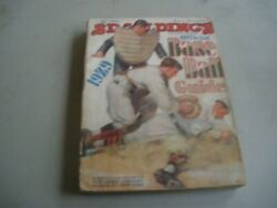 1929 spalding baseball guide $78.00