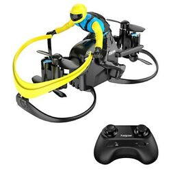 RC Nano Quadcopter with Altitude Hold Headless Mode Auto Hovering amp; More $23.75