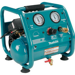 Makita 0.6 HP 1 Gal. Hand Carry Air Compressor AC001 R Certified Refurbished $110.00