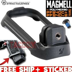 Strike Industrie Magwell for P80 Poly80 PF940C amp; PF940v2 Frames Black for EMPs $29.95