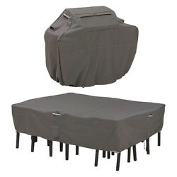 CLASSIC ACCESSORIES 55 928 045103 EC CoverLargeGrill Rect OvalBundle $121.92