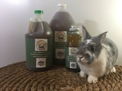 Organic ULTRA CONCENTRATED Compost Tea Bunny Brew EASYandFAST fertilizer $15.00