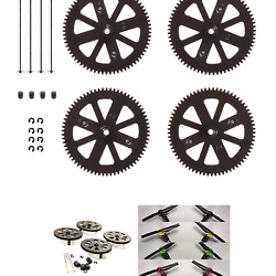 HONBAY Parrot AR Drone 2.0 Pinion and Spur Gears Upgraded Design and Material... $8.89