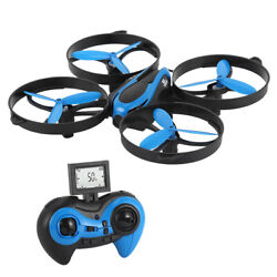 Mini RC Helicopter Drone 3D 360° Flips amp; Rolls 2.4Ghz 6 Axis Gyro 4CH Quadcopter $23.21