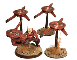 Space Communist Sniper Drones and Operator $24.91