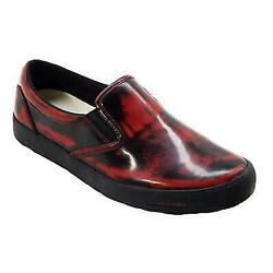 Diesel Sub Ways Mens High Risk Red Loafers $80.00