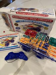ELENCO Electric Snap Circuits RC Rover COMPLETE $38.00