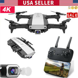 GoolRC H3 RC Drone Camera 4K Wifi FPV Gesture Photo Foldable Quadcopter US I6R8 $46.09