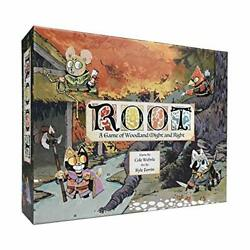 Leder Games Root: A Game of Woodland Might and Right Multi colored $78.23