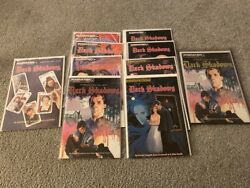 Dark Shadows Innovation Comics Set of 9 Plus Special Limited Edition Comic $55.00
