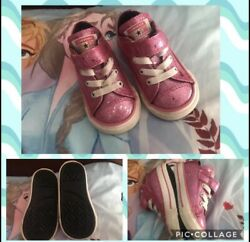 Converse All Star Toddler Girls Low Top Pink Size 5 $17.99