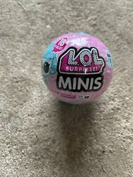 LOL Surprise MINIS Ball Tiny Fuzzy Pet For Tots SERIES 1 IN HAND 1 ball $5.00