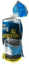Tuffsak 1372521 13 Gallon Iron Hold Tall Kitchen Bags 30 Count $13.68