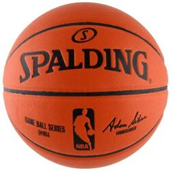 Spalding Game Ball Series High End Composite Basketball : Full Size 7 $40.00