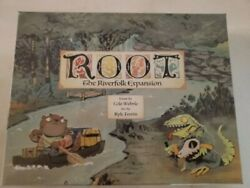 Root: The Riverfolk Expansion Brand New Factory Sealed $39.99