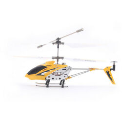 1 Pc Remote Helicopter 3 Channel Aircraft Model RC Helicopter for Kids Playing $31.10