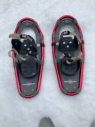 LL Bean Kids Snow Shoes Winter Walker 19quot; Youth Size $65.00