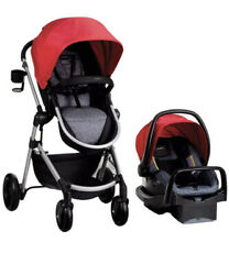 Evenflo Pivot Modular Travel System With Safemax Rear Facing Infant Car Seat $219.99