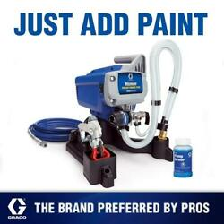 NEW GRACO 257025 MAGNUM PROJECT PAINTER PLUS AIRLESS 2.5 GALLON PAINT SPRAYER $212.99