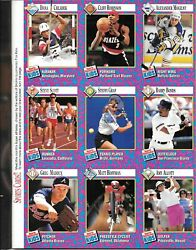 MAT HOFFMAN 1993 SPORTS ILLUSTRATED SI FOR KIDS CARD UNCUT SHEET PRO BMX RIDER $24.99