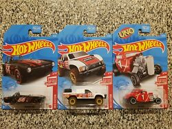 2021 Hot Wheels Target Exclusive Red Edition 32 Ford Triumph Toyota Truck $13.99