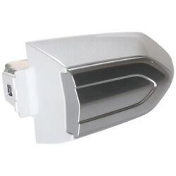 Front Left Door Lock Cylinder White Cover ASSY Fit For Cadillac ATS XTS CTS XT5 $29.99