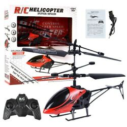 RC Helicopter Remote Control Aircraft Birthday Gift Radio Controlled Machines $11.99