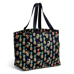 Vera Bradley **TOUCAN PARTY** Lighten Up XL Large Family Tote Bag NWT Pineapple $35.21
