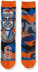 NBA Stance Future Legends Kristaps Porzingis New York Knicks Men Large Socks NWT $12.97