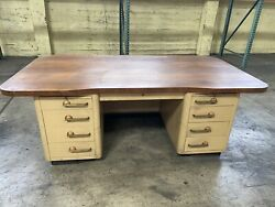 Stow and Davis Executive Vintage desk $1999.00