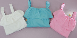 Cat amp; Jack Girls Sleeveless Tank Top Various Sizes and Colors $9.99