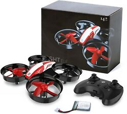 Mini Drone RC Nano Quadcopter Best Drone for Kids amp; Beginners with Auto Hovering $49.99