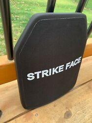Level 3 10X12quot; Ballistic Ceramic and UHMWPE Hard Armor Plate FAST USA Shipping $119.00