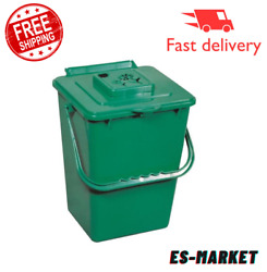 Kitchen Compost Collector Organic Waste Recycling Container Bin ECO 2.4 gal. $23.95