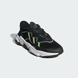 Mens Adidas Originals Ozweego Black Athletic Running Shoes EE7002 Size 10 13 $54.99