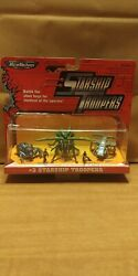 Starship Troopers Micro Machines Collection 3 NIB Galoob $40.00