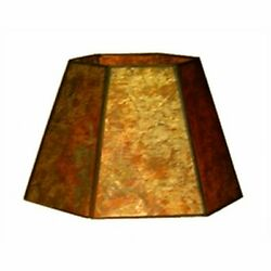 Mica 10 Inch Clip On Lamp Shade Replacement $62.00
