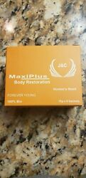 Maxi Plus men amp; woman health sexual boost 100%Bio energy immune system boost $39.99