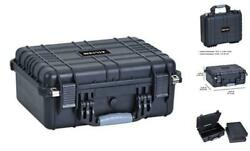 Portable All Weather Waterproof Camera Case with FoamFit Use of DronesCamera $91.88