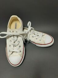converse all star 13 youth White $12.00
