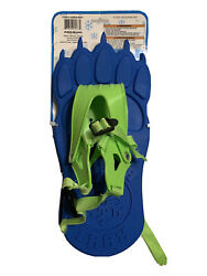 Airhead Snow Products MONSTA TRAX Kids Snowshoes Bigfoot Monster Footprints NEW $30.00