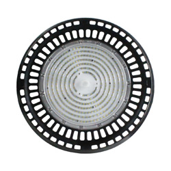 Led Light High Bay Warehouse Fixture Ufo Lamp Lighting Commercial Lights 100 W
