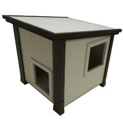 Small Outdoor Albany Feral Cat Shelter $110.84