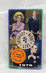 1st Blues Brothers skit: The Best of SNL 1976 Sealed NEW $13.00