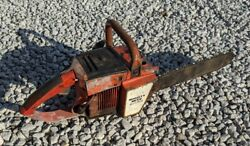 Vintage Antique Mighty Mite Bantam Chainsaw by Remington for Parts or Repair $34.99